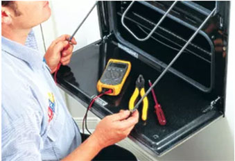 Oven Fault Finding & Repairs